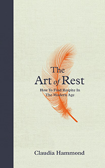 The cover of The Art of Rest