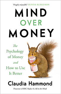 The Cover of Mind Over Money