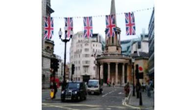 Portland Place, London