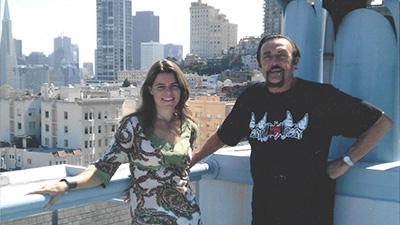 Claudia Hammond with Philip Zimbardo