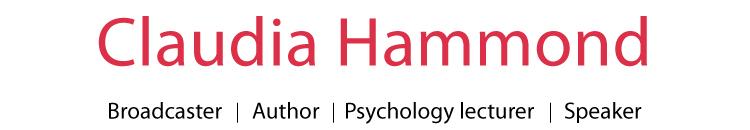 Claudia Hammond Logo